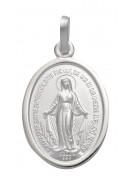 Milagrosa Medaille aus Silber